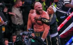 Murka! Dillian Whyte Kecam Tyson Fury: Kamu Bukan Petinju Terhebat