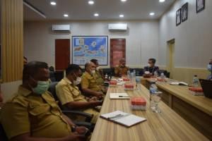 Dorong Pertunbuhan Ekonomi, Tim Pengendali Inflasi Daerah Maluku Barat Daya Rakor