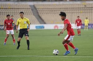 Timnas Indonesia U-23 vs Australia: Shin Tae Yong Minta Pemain Lebih Pede di Leg Kedua