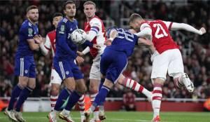 Hasil Piala Liga Inggris, Arsenal vs Leeds United: Meriam London Tembus Perempat Final