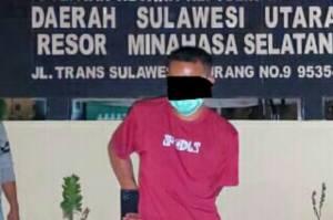 Curi Handphone Milik Bosnya, Karyawan Gudang Ditangkap saat Tidur Pulas