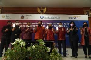 Mudahkan Stakeholders Transaksi Pungutan Negara, Bea Cukai Luncurkan Layanan QRIS di Bali