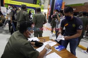 Tiba di Stasiun Gambir, Penumpang KLB Harus Tunjukkan Kelengkapan Dokumen