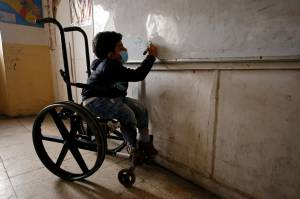 Berbulan-bulan Tutup, Sekolah di Iraq Kembali Dibuka