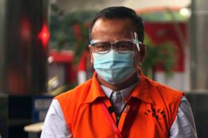 Kasus Suap Lobster, KPK Lanjutkan Pemeriksaan Edhy Prabowo