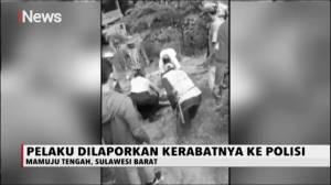 Diduga Gangguan Jiwa, Suami Aniaya Istri Hingga Tewas di Sulbar