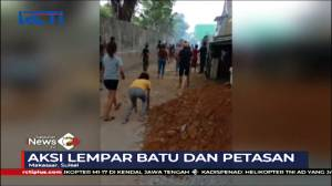 Dua Kelompok Pemuda di Makassar Terlibat Tawuran