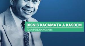 A Kasoem: Merintis Toko Kacamata dan Sahabat Tokoh Pejuang