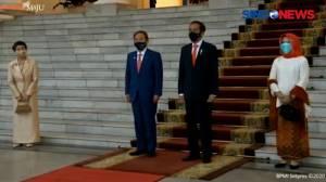 Tingkatkan Hubungan Bilateral, PM Jepang Kunjungi Indonesia