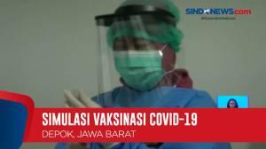 Bodebek Menjadi Wilayah Pertama Ujicoba Vaksin Covid-19