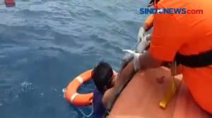 Evakuasi Dua Nelayan di Perairan Kepulauan Mentawai Berlangsung
