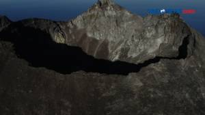 Keindahan Gunung Ile Lewotolok, Sebelum Erupsi