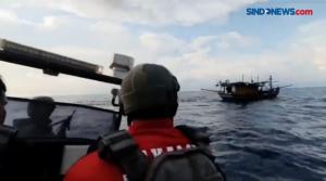 Bakamla Tangkap Kapal Ikan Vietnam di Perairan Perbatasan Indonesia-Malaysia
