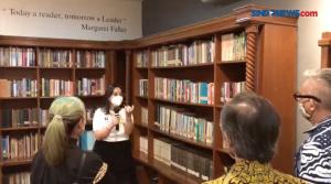 Mengintip Ruang Belajar Alex Tilaar dengan 10 Ribu Buku