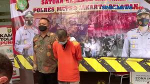 Setubuhi Anak Kandung, Pria Ini Diciduk Polisi