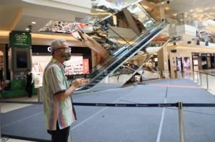 Terapkan New Normal, Mal di Semarang Masih Sepi Pengunjung