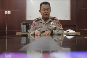 Wow, Ada Tanda Jalan Mirip Sirkuit Balap di Kota Makassar