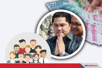Erick Thohir Perpanjang BLT Karyawan, BPJAMSOSTEK: Oke Siap!