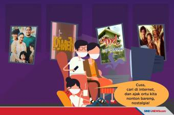 Film Seri Tempoe Doeloe #DiRumahAja