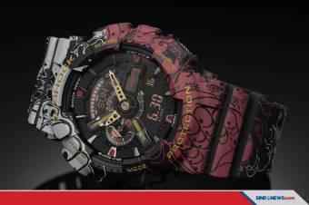Jam Tangan Kolaborasi G-Shock X One Piece yang Bikin Ngiler