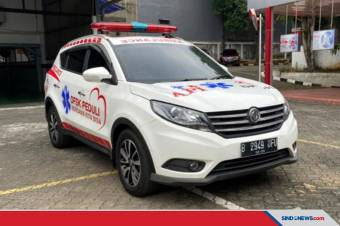 Bermesin Turbo, Ambulans VIP Ini Dilengkapi Cruise Control