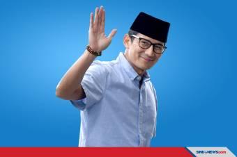 Sandiaga Uno Berpeluang Gantikan Edhy Prabowo Jadi Menteri KKP