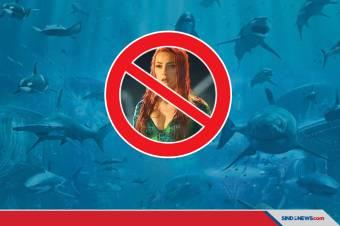 1,5 Juta Fan Minta Amber Heard Ditendang dari Aquaman 2