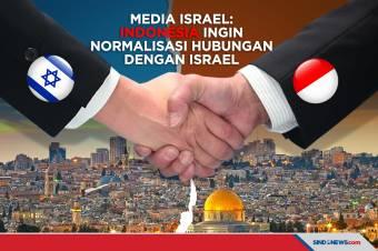 Media Israel: Indonesia Ingin Normalisasi Hubungan dengan Israel
