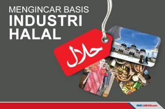 Pemerintah Komitmen Jadikan RI Basis Industri Halal Dunia