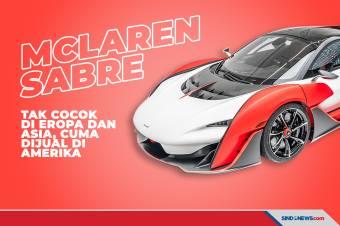 Tak Cocok di Eropa dan Asia, McLaren Terkuat Cuma Dijual di AS