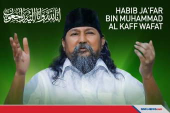 Habib Jafar bin Muhammad Al Kaff Wafat di Samarinda