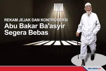 Rekam Jejak dan Kontroversinya, Abu Bakar Ba'asyir Segera Bebas