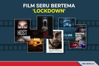 Film Seru Bertema 'Lockdown', dari Horor Thriller hingga Komedi