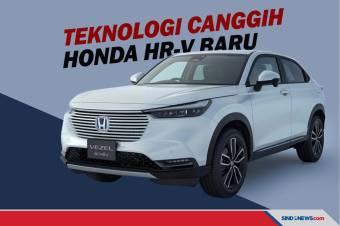 Teknologi Canggih dan Keren di Honda HR-V Baru