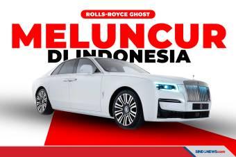 Rolls-Royce Ghost Meluncur di Indonesia, Apa Saja Istimewanya?