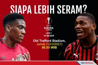 Preview Manchester United vs AC Milan: Siapa Lebih Seram?