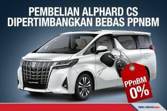 Pemerintah Pertimbangkan Insentif PPnBM untuk Mobil 2.500 cc