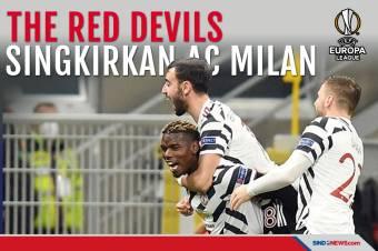 Menang Tipis, Man United Sukses Singkirkan AC Milan