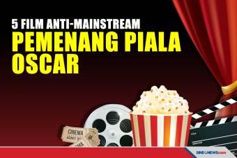 Film-Film Pemenang Oscar Ini Angkat Tema yang Antimainstream