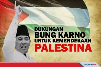 Dukungan Soekarno untuk Kemerdekaan Palestina