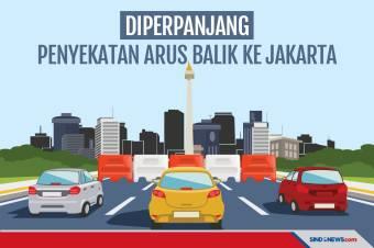 Diperpanjang! Penyekatan Arus Balik ke DKI Jakarta