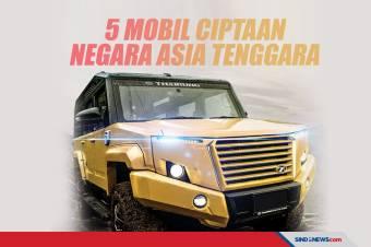 5 Mobil Karya Anak Bangsa di Asia Tenggara, Esemka hingga Proton