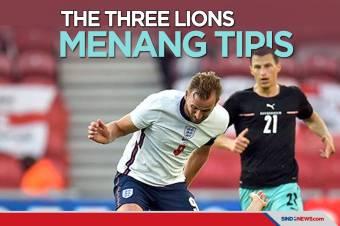 Uji Coba Jelang Piala Eropa 2020: Inggris Menang 1-0 Atas Austria