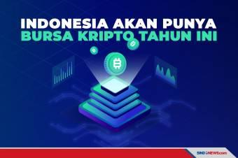 Catat!, Indonesia Akan Punya Bursa Kripto Tahun Ini