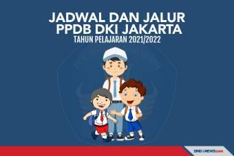 Jalur Beserta Jadwal PPDB DKI Jakarta yang Dibuka Mulai Hari Ini