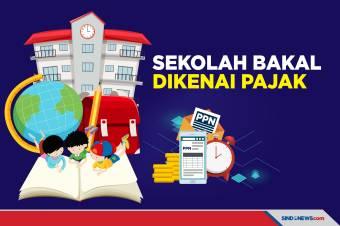 Sekolah Bakal Dikenai Pajak Pertambahan Nilai (PPN)