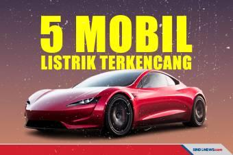 5 Hypercar Listrik Paling Mengerikan, Butuh 1,1 Detik 0-100 Kpj