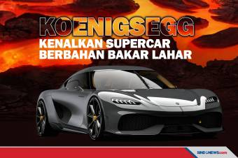 Koenigsegg Siap Meluncurkan Supercar Berbahan Bakar Volcano