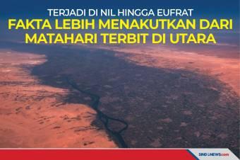 Terjadi di Nil hingga Eufrat, Ancaman Kiamat yang Sesungguhnya