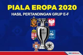 Piala Eropa 2020: Prancis dan Spanyol Raih Hasil Seri